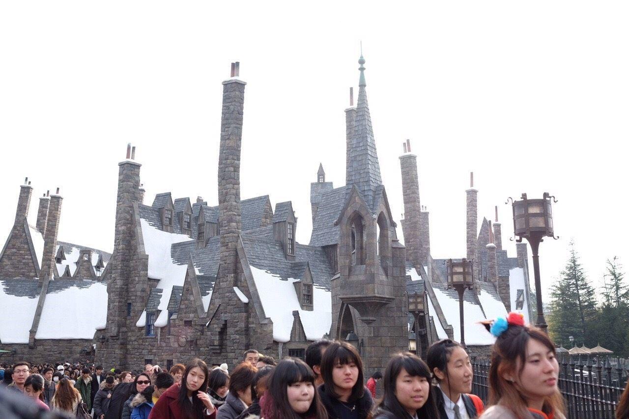 เที่ยวทัวร์ญี่ปุ่นแฮรี่พอตเตอร์