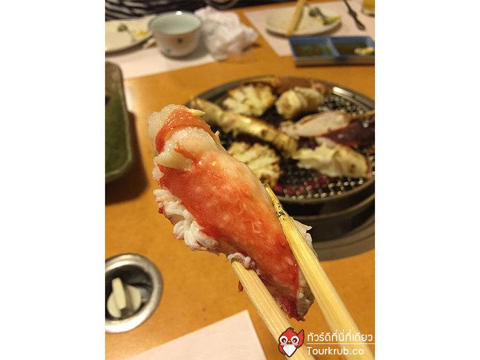 ร้านอาหาร_โอซาก้า_kani_doraku_4