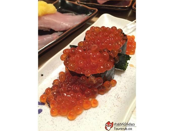 ร้านอาหาร_โอซาก้า_Uoshin_Sushi_3