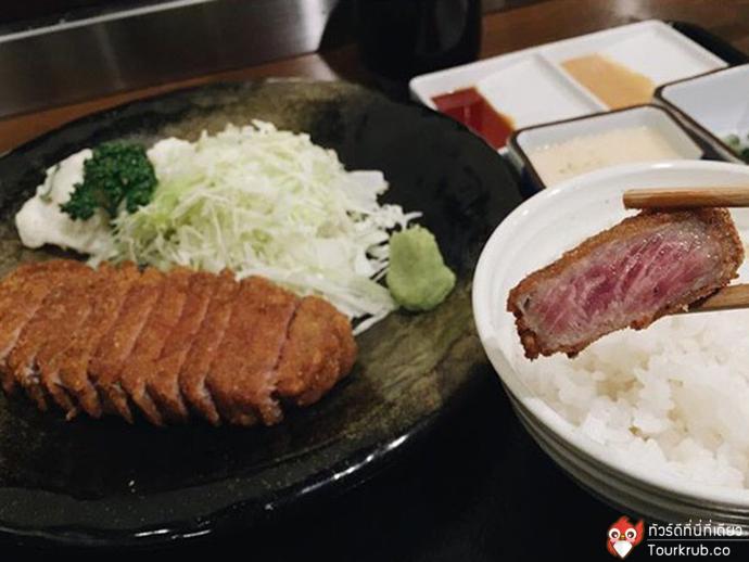 ร้านอาหาร_โอซาก้า_Gyukatsu_Motomura_Namba_2