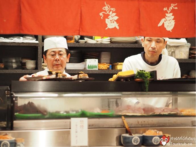 ร้านอาหาร_โอซาก้า_Endo_Sushi_2