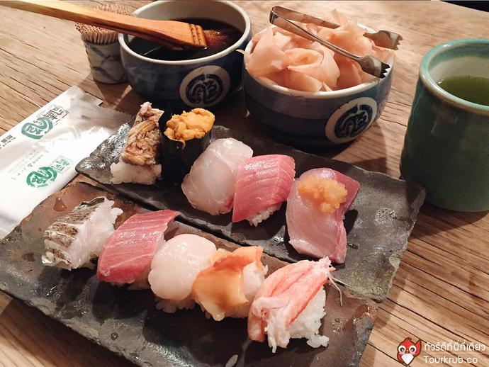 ร้านอาหาร_โอซาก้า_Endo_Sushi_3