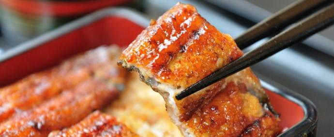 อูนางิ-อาหารญี่ปุ่น