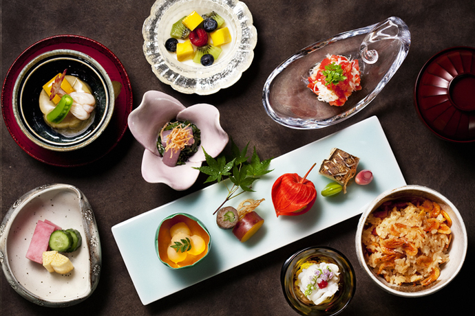 ไคเซกิ-อาหารญี่ปุ่น