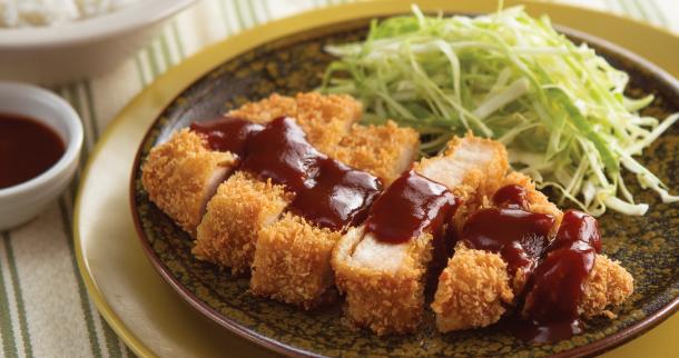 ทงคัตสึ-อาหารญี่ปุ่น