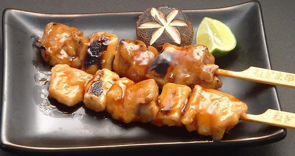 ยากิโทริ-อาหารญี่ปุ่น