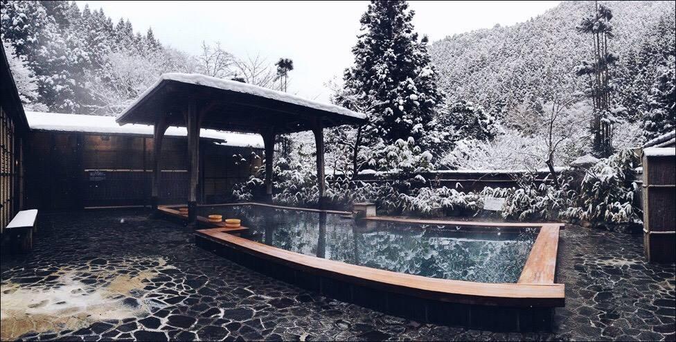 Kurama-Onsen-เที่ยวญี่ปุ่น-แช่ออนเซ็น
