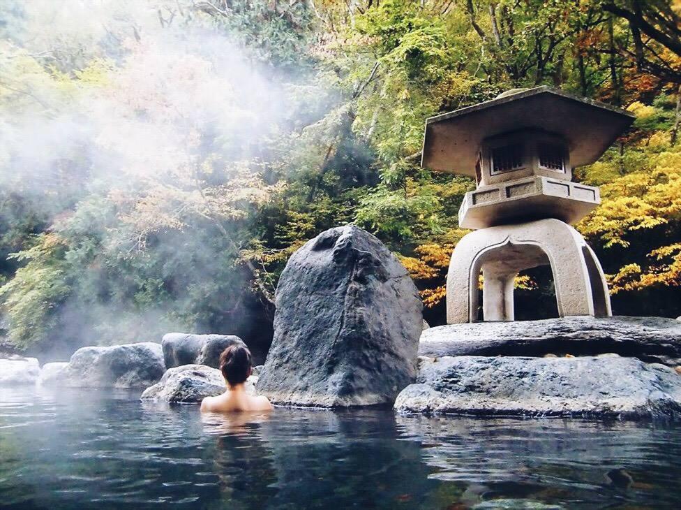 Takaragawa-Onsen-ทัวร์ญี่ปุ่นพาแช่ออนเซ็น