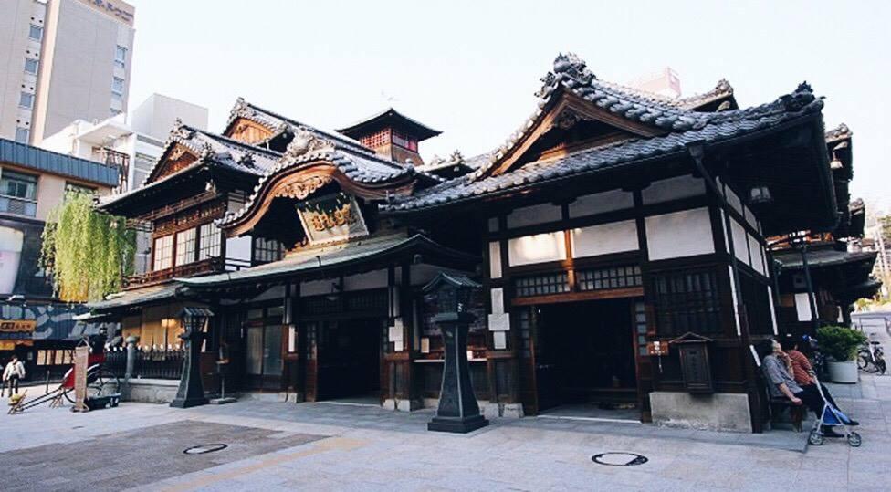 Dogo-Onsen-เที่ยวออนเซ็นกับทัวร์ญี่ปุ่น